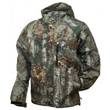NEW Frogg Toggs Toad Rage Camo Realtree Xtra Jacket Waterproof  NT6601-54XL XL