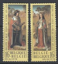 BELGIUM : 1996 Marriage of Phillipe and Johanna  set SG 3354-5 MNH