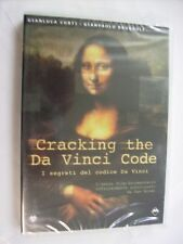 CRACKING THE DA VINCI CODE - DVD PAL SIGILLATO - DOCUMENTARIO