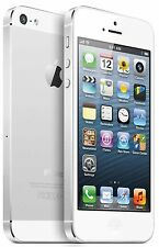 Apple iPhone 5 Smartphone 16GB (10,2 cm (4 Zoll) IPS Retina-Touchscreen) Weiß