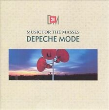 Music for the Masses [Bonus Tracks] by Depeche Mode (Cassette, Jan-1987, Repr...