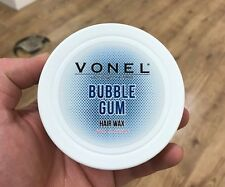 VONEL MORFOSE REDONE FONEX GUMMY TOTEX HAIR WAX STRONG HOLD 150ML BUBBLE GUM