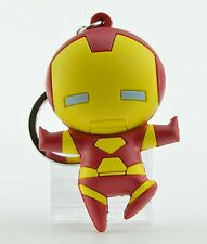 Marvel Series 6 Figural 2-Inch Key Chain - Iron Man