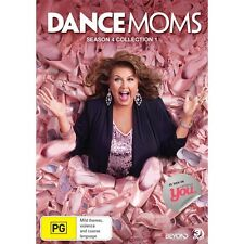 DANCE MOMS-Season Four, Collection 1-Region 4-New Sealed-3 Dics Set-TV Series