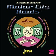 A FAMILY AFFAIR-MOTOR CITY 2 CD NEU