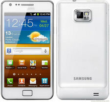 "White Original Samsung Galaxy S II i9100 16GB Unlocked Smartphone,8MP,4.3"",GSM"
