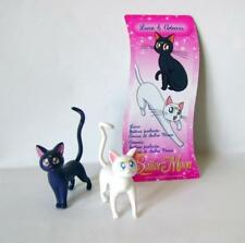 LUNA E ARTEMIS  PERSONAGGIO ACTION FIGURES 3D SAILOR MOON
