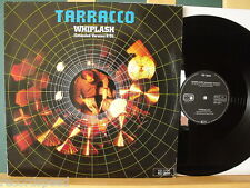 "★★ 12"" Maxi - TARRACCO - Whiplash (Extended Version  6:01) Burning Toms"
