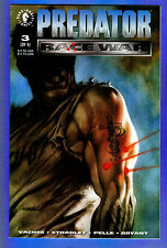 PREDATOR:  RACE WAR  # 3 of 4 - 1993  (fn+)