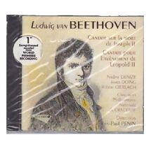 Beethoven: Cantata Su La Morte Di Giuseppe II, L'Avvento Di Leopold II  Penin CD