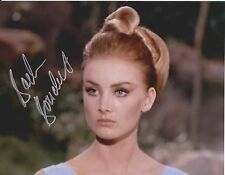 Barbara Bouchet Star Trek tos Original Autographed 8X10 Photo