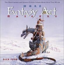 More Fantasy Art Masters: The Best Fantasy and Science Fiction Artists-ExLibrary