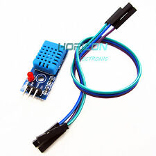 2PCS Digital Temperature&Relative Humidity Sensor DHT11 Module for Arduino