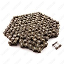 25H 158 Links Chain With Spare Link For 47cc 49cc Mini Dirt ATV Pocket Bike Moto