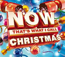 NOW THATS WHAT I CALL CHRISTMAS (2015 Edition) 3 CD SET