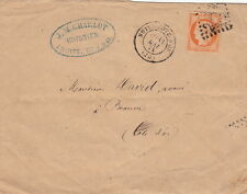 Lettre/Cover France n°38 Nuits Cote D'or
