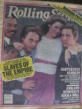 ROLLING STONE MAGAZINE 24TH JULY 1980 - STAR WARS