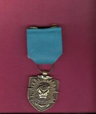 Black Ops Black Operations  medal showing Skull and Beret