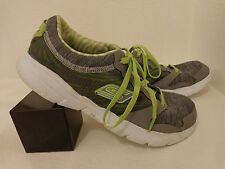 Sketchers GoFit Unisex Shoes Color Code GYLM SN 13921 Green/Grey US 8.5 UK 5.5