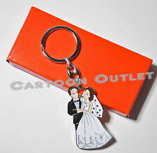 12 X WEDDING FAVORS GIFTS KEYCHAINS NUESTRA BODA LLAVEROS LOT 12 GROOM BRIDE NEW