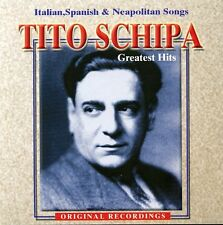 Tito Schipa - Italian Songs [New CD]