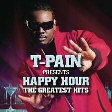 T-PAIN - T-PAIN PRESENTS HAPPY HOUR: THE GREATEST HITS CD - CD Damaged Case