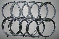 Fahrrad Schaltzug 10 Stück Schaltseil Ø 1,2mm universal Neu