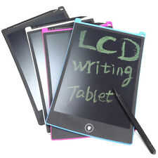 Erase Drawing Board Tablet Electronic Paperless LCD Handwriting Pad Kids Gifts