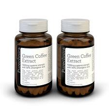 """2 x Chicchi di caffè verde con doppia forza. """"Pillole miracolose"""""""