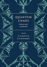 Quantum Chaos: Between Order and Disorder, , Very Good condition, Book