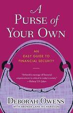 A Purse of Your Own: An Easy Guide to Financial Security-ExLibrary