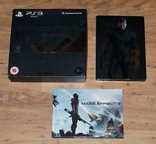 Mass effect 3 N7 Collector's edition Game for Sony PS3 Playstation 3