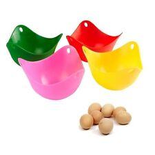 1PC Silicone Egg Poacher Cook Poach Pods Egg Mold Poached Baking Cup Cookware