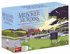 Midsomer Murders - Complete Tom Barnaby Collection (DVD, 47-Disc Set) R4