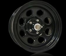 Pro Comp Wheel 98-5765 Rock Crawler Black Monster Mod 15x7 5x4.5 BS:3.75""