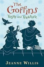 Willis, Jeanne The Goffins: Togas and Treasure Very Good Book