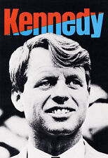 Bobby Kennedy Poster, Presidential Campaign, Democrat, Equality, Civil Rights