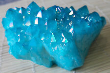 Angel Aqua Aura Quartz Stone Specimen Collector AAAAA +++++
