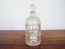 Vintage Glass Guerlain Imperial Bee Perfume Bottle 8.5fl oz Paris France