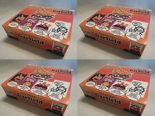 2 Box Garfield Collection Comic Strip Trading Card Unopened Pack Box Pacific