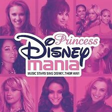 Princess Disneymania, Various Artists, New