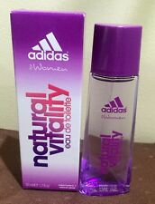 Treehousecollections: Adidas Natural Vitality EDT Perfume Spray For Women 50ml