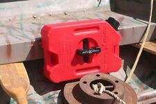 ROTOPAX 1 GALLON GASOLINE CAN AND MOUNTING BRACKET MOUNTS ATV BOATS MOTORCYCLE