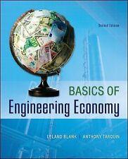 Basics of Engineering Economy by Leland Blank and Anthony Tarquin (2013,...