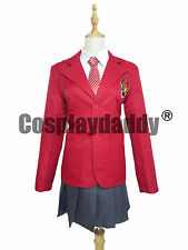 House of Anubis Girl school uniform cosplay costume Custom made