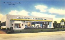 Lancaster PA Constructo Products Kitchen Bathroom 1476 Litits Pike Postcard