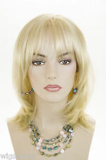 Long Medium Length Blonde Brunette Red Straight Wigs