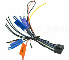 KENWOOD DNX-890HD DNX890HD GENUINE WIRE HARNESS  *PAY TODAY SHIPS TODAY*