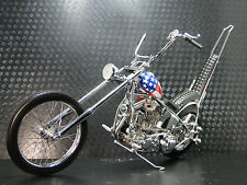 Harley Davidson Motorcycle Easy Rider The Ultimate Chopper Captain America Model
