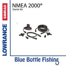 NMEA 2000 starter kit for Lowrance / SIMRAD